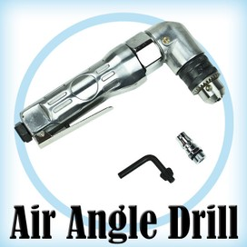 AIR DRILL 38 90 DEGREE ANGLE DRILL NEW POWER AIR TOOL COMPRESSOR