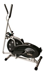 Confidence Exercise Fitness Elliptical Cross Trainer