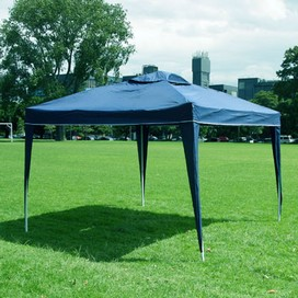 3m x 3m POP UP Gazebo Folding Canopy + 4 WALLS